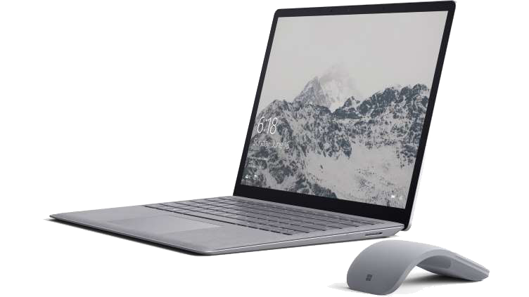 New Surface Laptop product